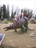 Image for Stegosaurus, Drayton Manor, Tamworth, Staffordshire, England, UK