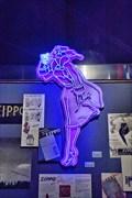 Image for Zippo Lighter Girl - Bradford PA
