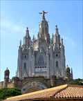 Image for Temple Expiatori del Sagrat Cor - Barcelona, Spain