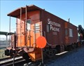 Image for Southern Pacific Caboose #1555