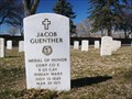 Image for Corporal Jacob Gunther, 8th US Cavalry - Santa Fe, NM