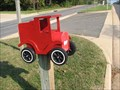 Image for Firetruck Mailbox, Annandale, VA
