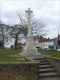 Image for Combined War Memorial,  Northallerton, N.Yorkshire.