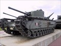 Image for Tank, Churchill Mark VIII Tank - Calgary, Alberta