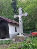 Image for Stone Cross near the Chapel - Mumpf, AG, Switzerland