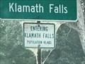Image for Klamath Falls, OR - Pop: 41403