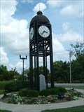 Image for City Hall Clock - O'Fallon, MO