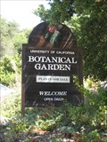 Image for University of California Botanical Garden
