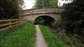 Image for Arch Bridge 45 Over The Macclesfield Canal - Lyme Green, UK