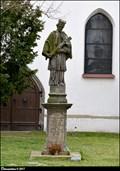 Image for St. John of Nepomuk / Sv. Jan Nepomucký - kostel Sv. Jana Krtitele (Pardubice, East Bohemia)