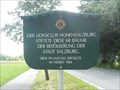 Image for Lions Club HohenSalzburg Marker - Salzburg, Austria