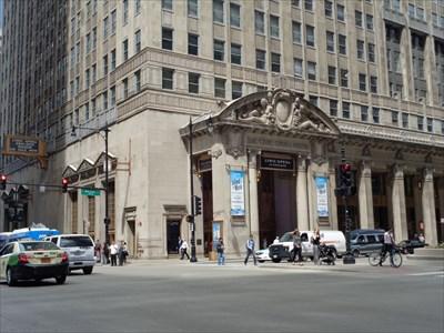 veritas vita visited Civic Opera House (Chicago)