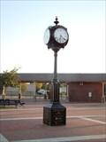Image for Oklahoma Centennial Clock - Broken Arrow, OK
