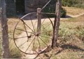 Image for Pioneer Homestead Wheel Gate - Lewellen, NE