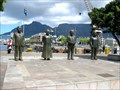 Image for The Peace Laureates - Nobel Square - Cape Town, South Africa