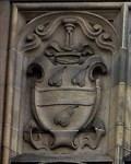 Image for Great Hall Entrance Pavilion Shield No.1 - University of Birmingham, Edgbaston, Birmingham, U.K.
