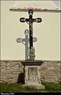 Image for Cross at Church of St. Giles / Kríž u kostela Sv. Jiljí - Vlašim (Central Bohemia)
