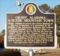 Image for Grant, Alabama: A Scenic Mountain Town - Grant, AL