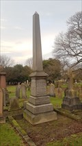 Image for Rainforth Obelisk - Canwick Road Old Cemetery - Lincoln, Lincolnshire