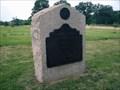 Image for U.S. Engineers - US Regulars Tablet - Gettysburg National Military Park Historic District - Gettysburg, PA