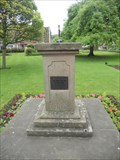 Image for Roy Bubb Sundial - Bakewell, England