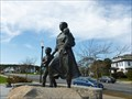 Image for The Gloucester Fishermen's Wives Memorial - Gloucester, MA