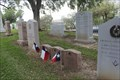 Image for Republic of Texas Navy/Marine Veterans Section -- Texas State Cemetery, Austin TX