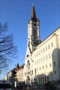 Image for Herz-Jesu-Kirche und Kloster/Spital der Dienerinnen zum Heiligsten Herzen Jesu - Wien, Austria