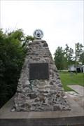 Image for Royal Canadian Legion War Memorial -- Carievale SK