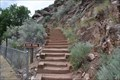 Image for Flaming Gorge Dam Boat Ramp Stairway