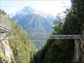 Image for Leutascher Geisterklamm Footbridge - Leutasch, Austria