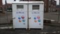 """Image for Box de collecte de vêtements """"Le Relais"""", Auchel, France"""