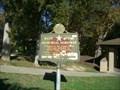 Image for Blue Star Memorial Highway Marker-I-81N Rest Area-Baileyton, Tn