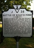 Image for Battle of Kelly's Ford
