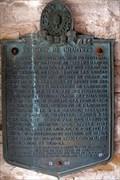 Image for Fort De Chartres Gateway markers - Prairie de Rocher, IL