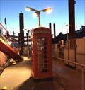 Image for Red Telephone Box - Feuerschiff - Hamburg, Germany