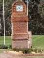 Image for Town Clock - Gilgandra, NSW, Australia
