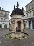 Image for Fontaine du Pilori - Saint Jean d'Angely, France