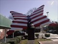 Image for Star Spangled Butterfly - Hapeville, GA