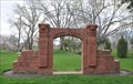 Image for Lebanon Peace Garden Entrance Arch