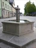 Image for Steintrogbrunnen im Stadtzentrum - Teuschnitz/Germany/BY