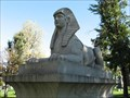 Image for Gilbert Memorial Sphinx - Buffalo, NY