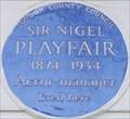 Image for Sir Nigel Playfair - Pelham Crescent, London, UK