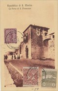 Image for Porta San Francesco (1922) - San Marino