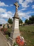Image for Churchyard Cross - Kucerov, Czech Republic