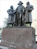 Image for The George Washington - Robert Morris - Hyam Salomon Memorial - Chicago, IL