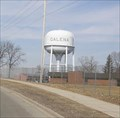 Image for Galena, Illinois Water Tower #1