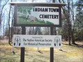 Image for Indian Town Cemetery, Delta County, MI