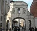 Image for Wren's Temple Bar Gate, London - UK