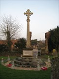 Image for Harpole Combined War Memorial- Northants
